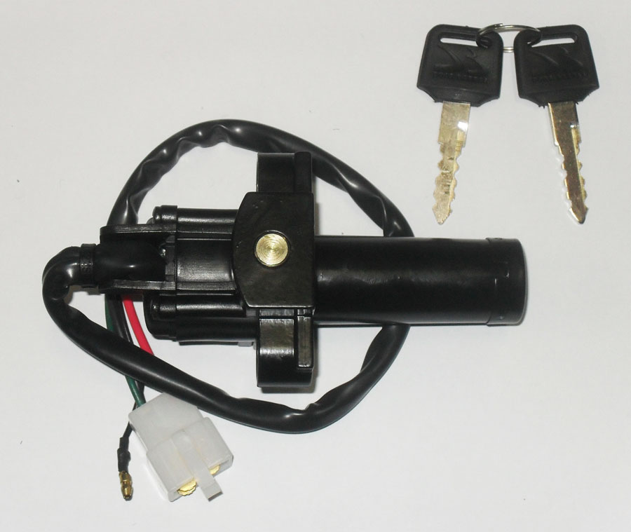Chave Contato NX 150 / NX 200 C/ Trava (duas Barras)