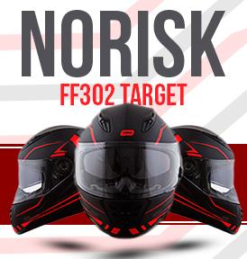 capacete norisk target