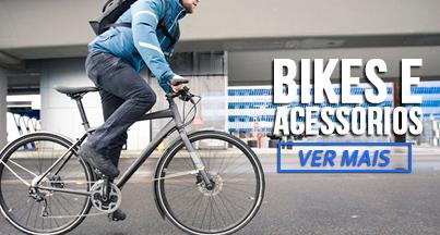 peças e acessórios para bicicleta