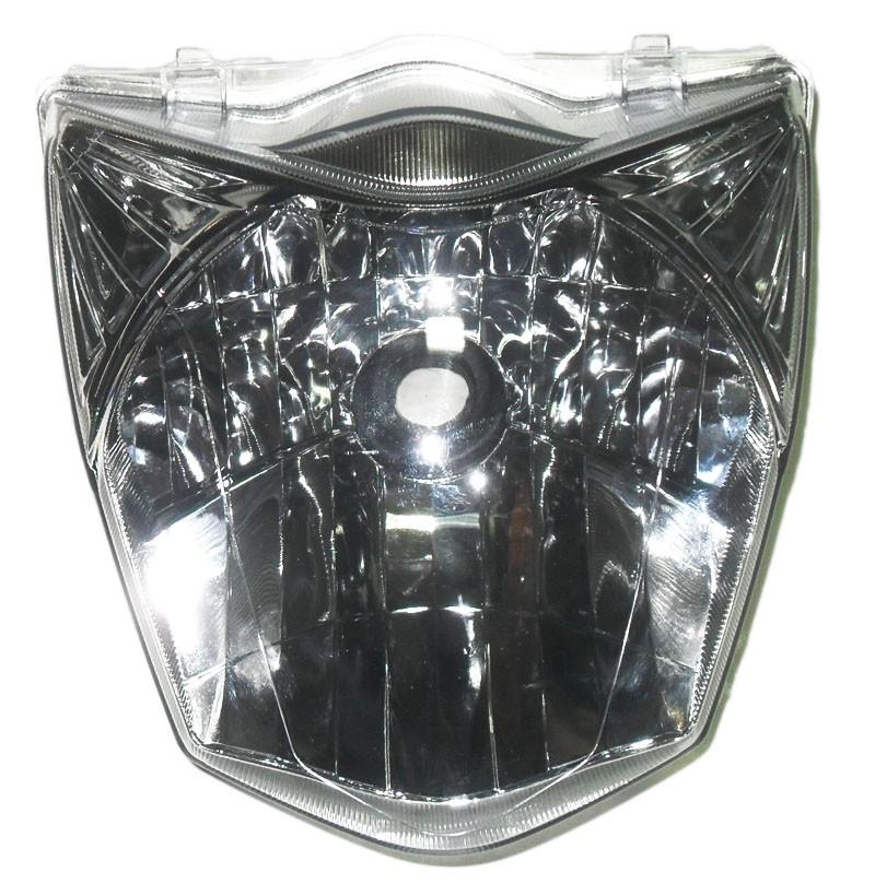 Bloco Optico do Farol Honda Titan 150 / FAN 125 / FAN 150 2014 (plasmoto)