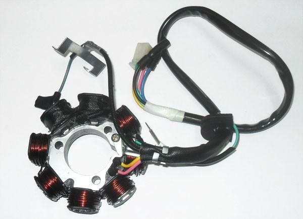 Estator Honda XR 200 / NX 150/200 / CBX 150/200 (magnetron)