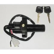 Chave de Contato Honda NX 150 / NX 200 C/ Trava (duas Barras)
