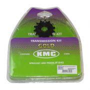 Kit Relação Ninja 250 / 300 Kawasaki 42X14 - 520H106 (KMC GOLD)