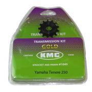 Kit Relação Yamaha Tenere 250 13X39 - 520H106 (KMC GOLD)