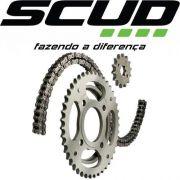 Kit Relação Fazer 250 15X45 - 428UO132 com Retentor (SCUD)