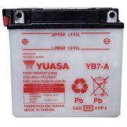 Bateria Katana / YES / V-BLADE YB7-A (yuasa)