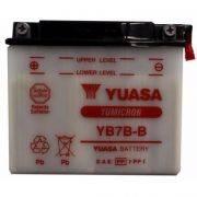 Bateria NX / CBX / XR / Sahara / Neo / XT225 YB7B-B (yuasa)