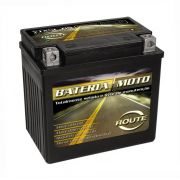 Bateria Katana / YES 125 / V-BLADE / Intruder 125 YTX9A-BS (route)