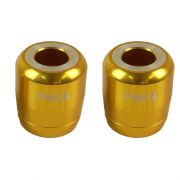 Slider Tforce Tenere 250 Force Dourado