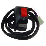 Interruptor de Partida / EMERG Yamaha Lander 250 07-08 (condor)