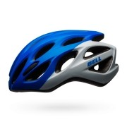 Capacete Ciclismo BELL DRAFT AZUL/BRANCO