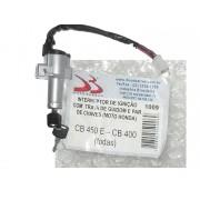 Chave Contato CB 450 / CB 400 (duas Barras)