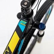 Bicicleta MTB Sense FUN 2018 29 PRETO/AMARELO