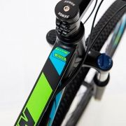 Bicicleta MTB Sense FUN 2018 29 PRETO/VERDE