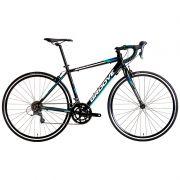 Bicicleta Speed Groove Overdrive 16V Preto AZUL Verde