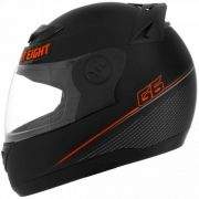 Capacete Evolution 788 G6 Limited Edition Laranja
