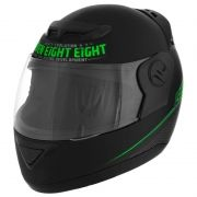 Capacete Evolution 788 G6 Limited Edition Verde
