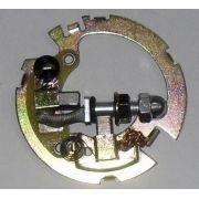 Escova com Suporte CBR 450 / CB 500 C/ Molas (magnetron)