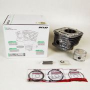 Kit Cilindro Motor + Pistão + ANEL Honda Titan 02 / FAN 125 ATE 08 (SCUD)