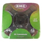 Kit Relação Honda XLS-125 56X15 428H124 (KMC GOLD)