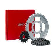 Kit Relação Riva 150 43X14 - 428H120 (VAZ)