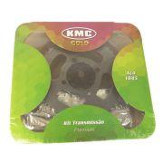 Kit Relação Yamaha XTZ 125 14X48 - 428HX122 (KMC GOLD)