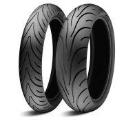 Par de Pneu Michelin Pilot Road 2 120/70-17 58W TL + 180/55-17 73W TL