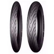 Par de Pneu Michelin Pilot Street 2.75-18 42P TL + 90/90-18 57P TL