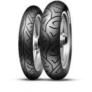 Par de Pneu Pirelli SPORT Demon 100/80-17 TL + 130/70-17 TL