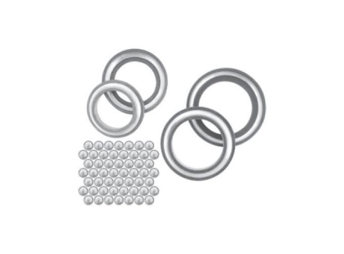 Caixa Direção Esferas Lead 110 (RUG)