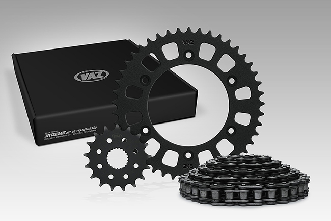 Kit Relação Virago 250 16X45 - 520H X 114 (VAZ)