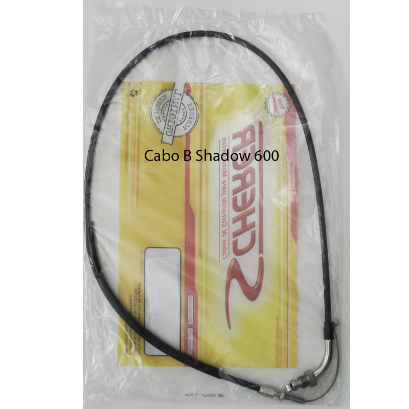 Cabo Shadow 600 Acelerador a + B (sherer)