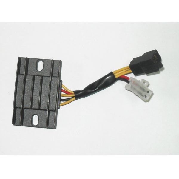 Regulador Retificador Suzuki Intruder 250 (magnetron)