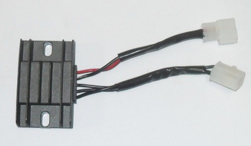 Regulador Retificador YES 125 / Intruder 125 (magnetron)