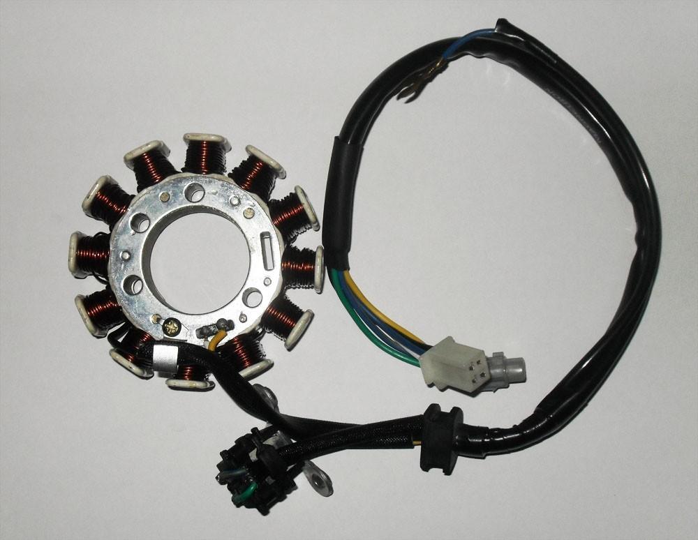 Estator Yamaha YBR 125 / XTZ 125 02-05 (magnetron)