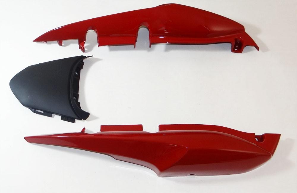 Rabeta Completa Honda Titan 150 2009 ATÉ 2013
