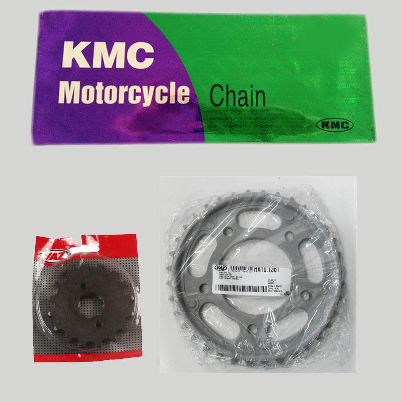 Kit Relação Honda CB 450 16X36 / 530HX102 (VAZ + KMC)