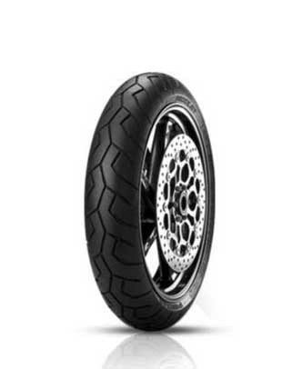 Pneu Dianteiro Bandit / Hornet Pirelli Diablo 120/70-17 58W