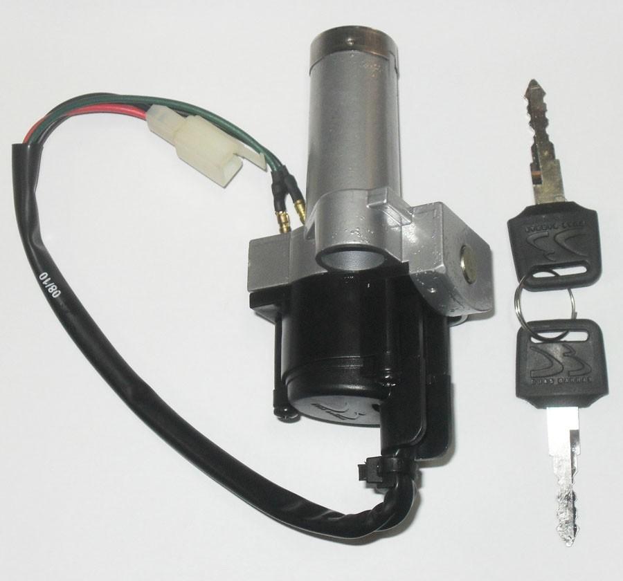 Chave de Contato Honda XLX 350 (duas Barras)