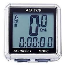 Ciclo Computador 11 Funções AS-100 Prata (assize)