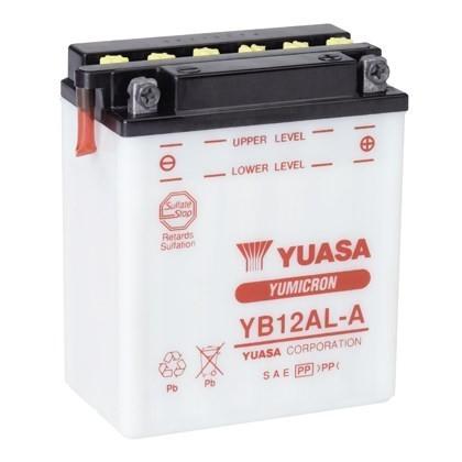 Bateria Tenere 600 / Virago 535 YB12AL-A (yuasa)
