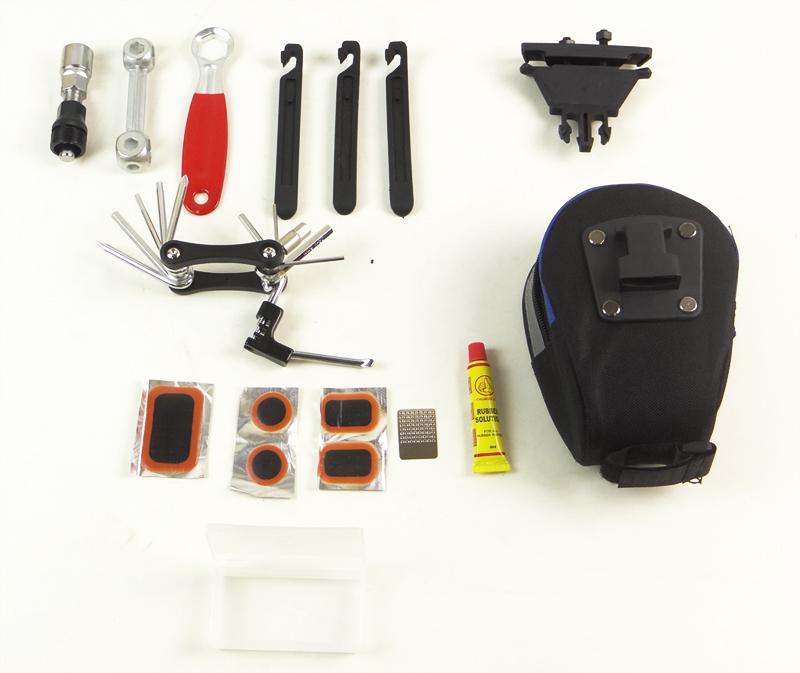 Kit Ferramenta 8 PÇS com Bolsa KL-9812A