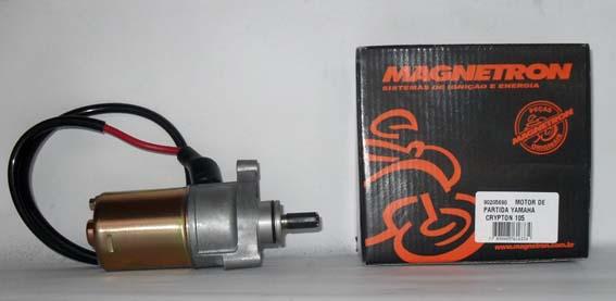 Motor Partida CRYPTON 105 Yamaha (magnetron)