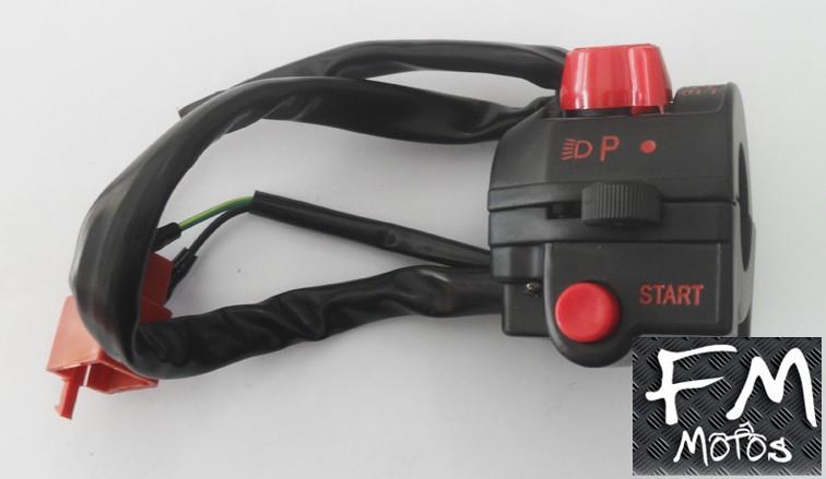 Interruptor de Partida Honda CB 400 83-85 / CB 450 85-87 (magnetron)