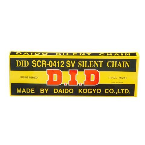 Corrente de Comando Honda Tornado / Twister SCR 409 SV 126L (DID)