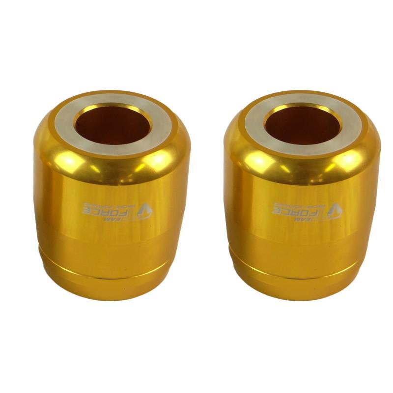 Slider Tforce XJ6 N Force Dourado