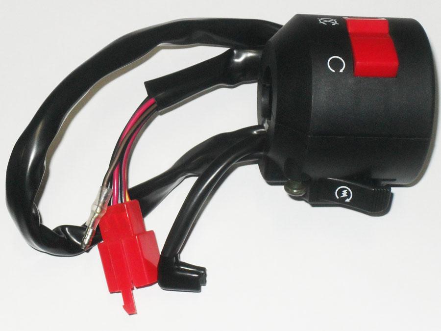 Interruptor de Partida / EMERG CBX 250 Twister 2006 ATÉ 2008 (magnetron)