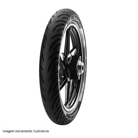 Pneu Traseiro Titan Pirelli Super CITY 90/90-18 51P TT