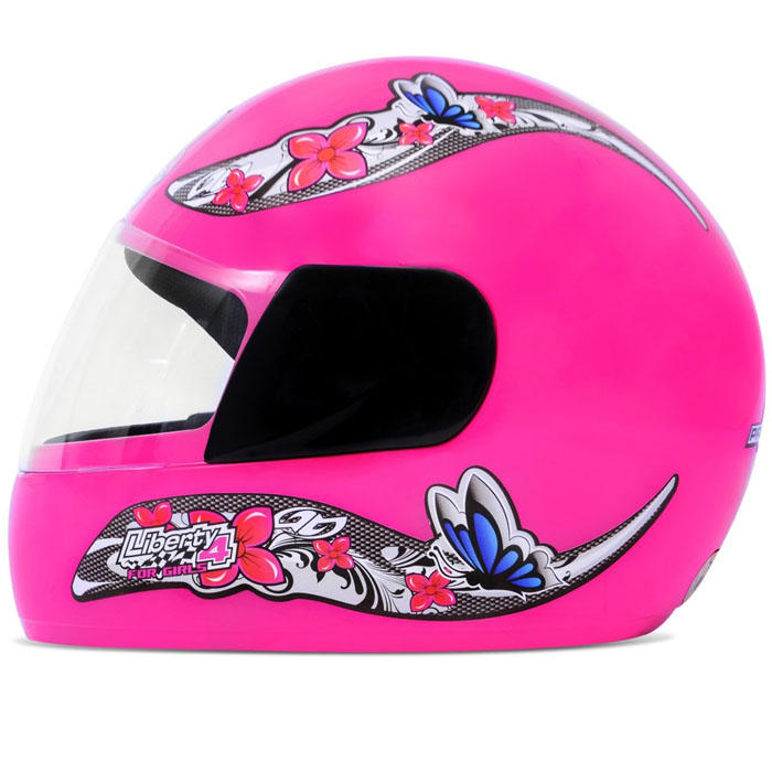 Capacete Liberty Four GIRLS Rosa