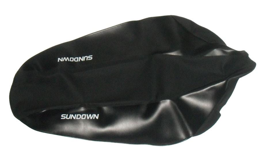Capa de Banco Sundown STX 200 / Motard 200 Preto